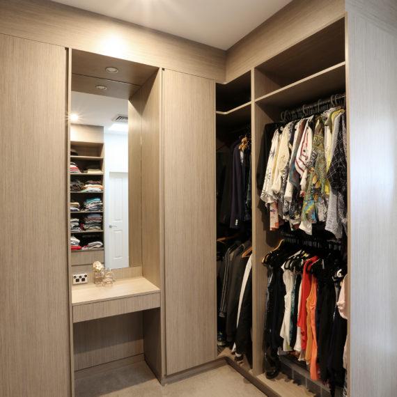 Custom Wardrobes