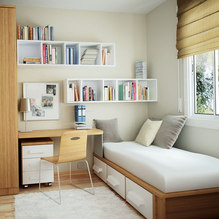 Furnishing small spaces